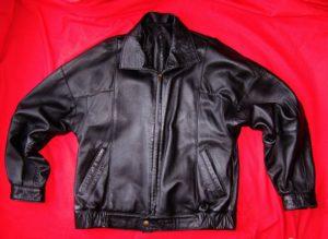 Blouson cuir taille XL (1)