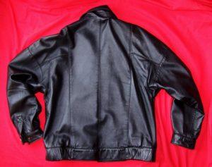Blouson cuir taille XL (2)