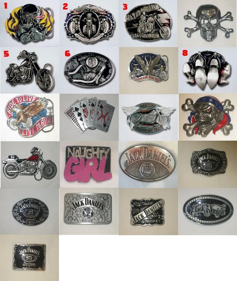 ... Boucles Us en 40 mm à 30 € - Moto Biker 10c6919abdf