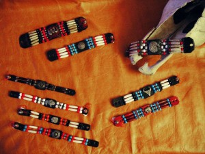 Bracelets amérindiens Ref AAB027