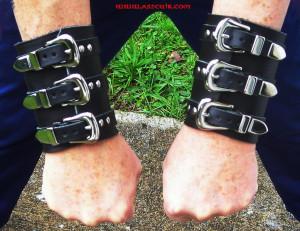 Bracelets de force 3 boucles mex Ref ACB054