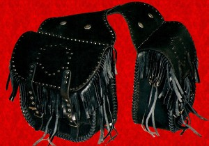 Customisation sacoches cavalières Ref AME019