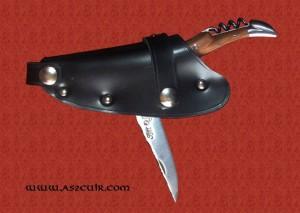 Etui Couteau Rapido Ref ACE052