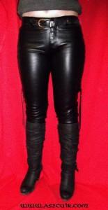 Pantalon cuir élastice Ref VPC032