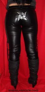 Pantalon cuir élastice Ref VPC032 (2)