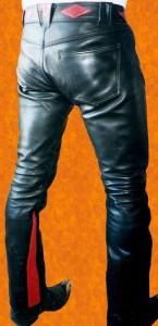 Pantalon cuir Ref VPC026