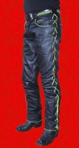 Pantalon cuir Ref VPC028