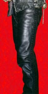 Pantalon cuir Ref VPC030