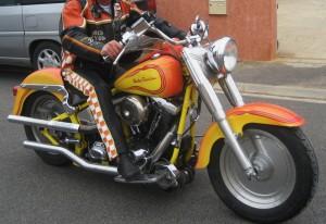 Pantalon cuir Ref VPC036