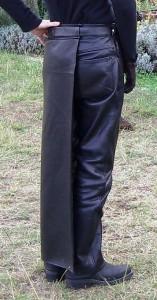 Pantalon cuir Ref VPC038