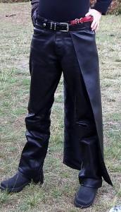 Pantalon cuir Ref VPC039