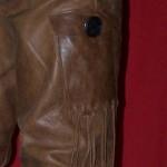 Pantalon cuir vieilli Pattes d'Ours Ref VPC055 (3)