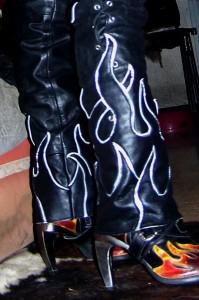 Pantalon flammé Ref VPC009