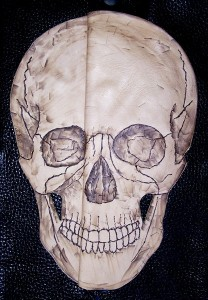 Patch Skull Ref VPP004