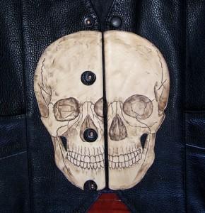 Patch Skull Ref VPP005