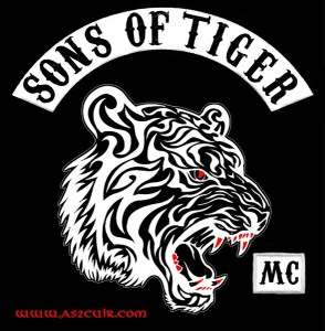 Patch Sons Of Tiger