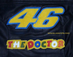 Patchs Valentino Rossi Ref MCB055
