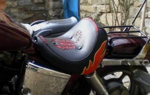 Selle Honda Shadow Ref AMS014