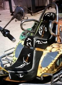 Sellerie Trike Ref AMS023