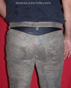 Agrandissement pantalon arrière Ref VCR068