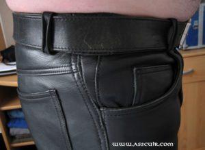 Agrandissement pantalon côtés Ref VCR064