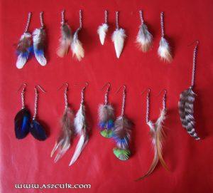 Boucles d'oreilles Ref AAD040