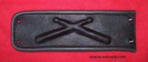 Bracelet Baguettes batterie 3D Ref ACB091