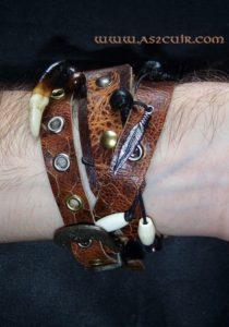 Bracelet Montre breloques Ref ACB040