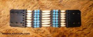 Bracelets amérindiens 7 rangs Ref AAB122