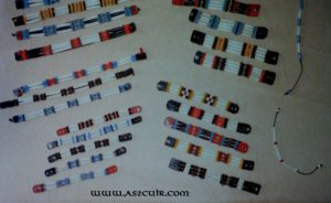 Bracelets amérindiens Ref AAB025