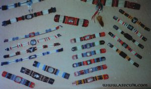 Bracelets amérindiens Ref AAB028