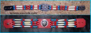 Bracelets amérindiens XXL Motif Ref AAB093