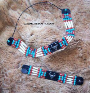 Parure Bracelet Collier Ref AAC082