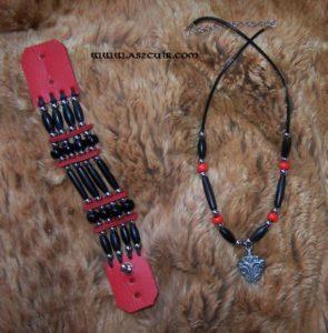 Parure Bracelet Collier Ref AAC086