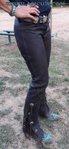 Pantalon Sharon Stone dans Mort ou vif Ref VPC092