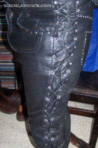 Pantalon riveté Ref VPC100 (1)