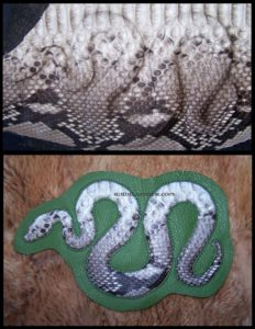 Patch 3D Serpent Ref VPD044