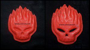 Patch 3D skull Ref VPD035