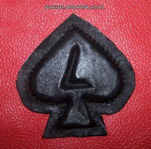 Patch Ace 3D Lemmy Ref VPD036