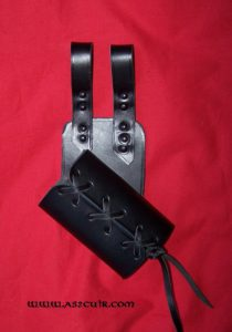 Porte-fourreau d'épée Ref HFE062